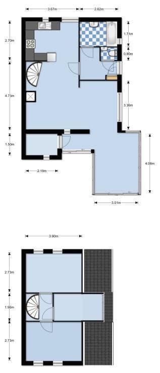 Ferienhaus Christoffellaan 69