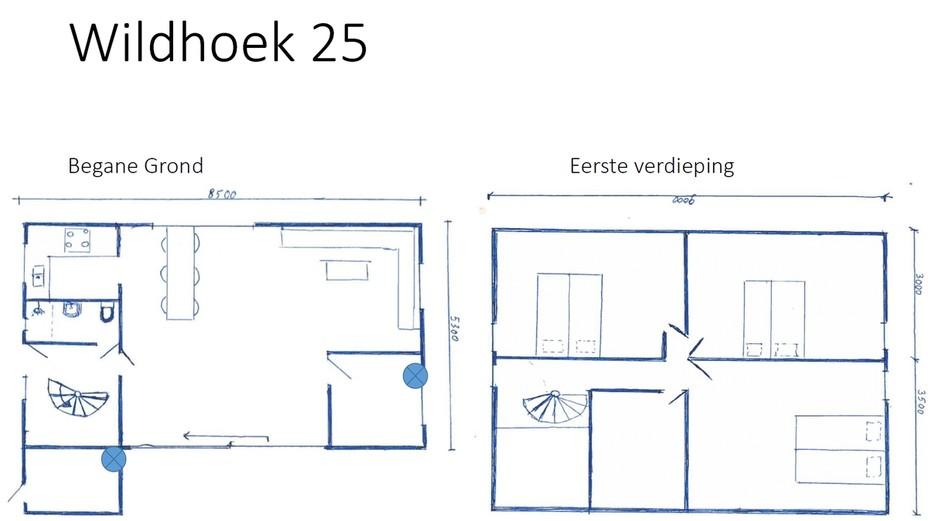 Vakantiehuis Wildhoek 25