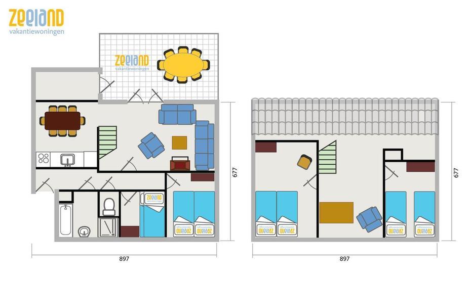 Vakantiehuis Randmeerlaan 4